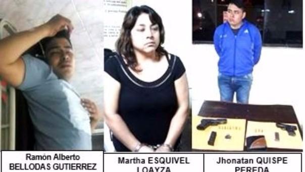 Trujillo: 'China' agrede a policía arañándole el rostro