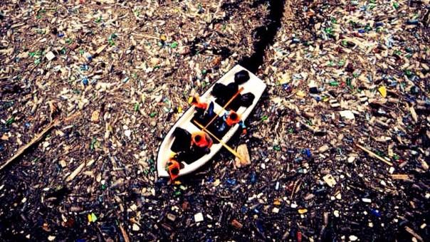 El 80% de la contaminación en el mar proviene de actividades en tierra.
