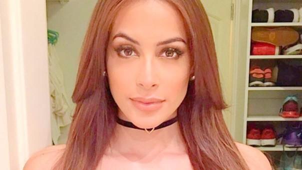 Milett Figueroa será la compañera de Choca Mandrós en 'Estás en Todas'.