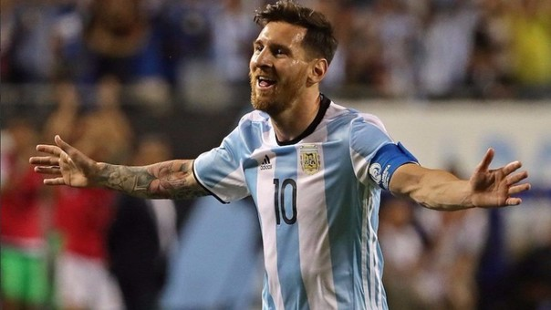Lionel Messi - Copa América - Selección Argentina