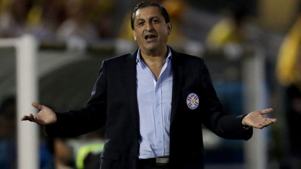 Ramón Díaz - Paraguay