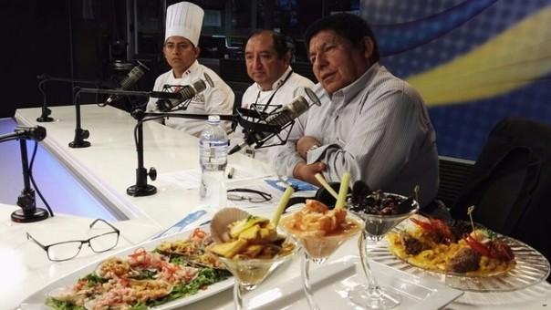 La copa Centenario se vive en la culinaria