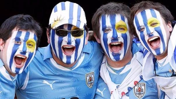 Los hinchas uruguayos apoyarán a la Bicolor en esta Copa América.
