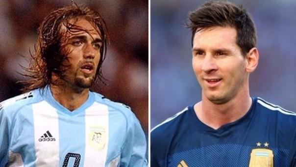 Lionel Messi podría alcanzar esta tarde a Gabriel Batistuta como el máximo goleador de Argentina.