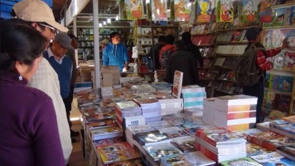 La Feria del Libro de Lima se realizará en el mes de julio y Colombia será el país invitado.