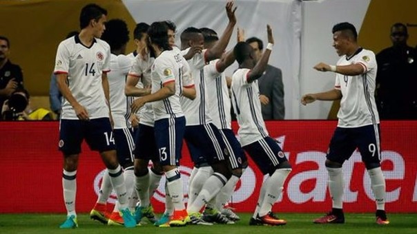 Selección de Colombia jugará con la Selección Peruana el viernes por la Copa América.