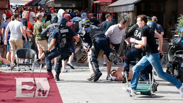 Rusia advierte a París que detenciones de hinchas pueden dañar las relaciones