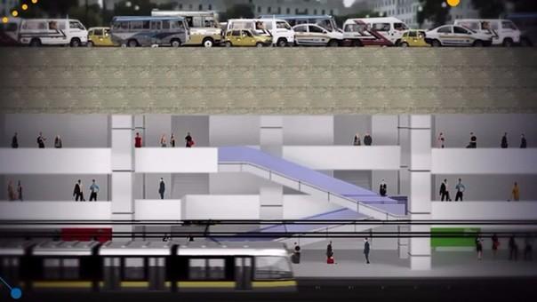 La construcción del túnel, que unirá Ate con el Callao a lo largo de 28 kilómetro