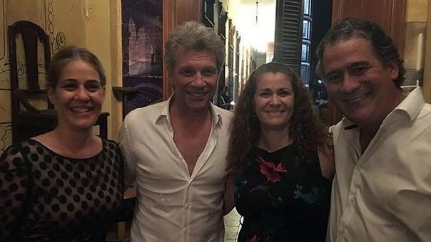 Bon Jovi en Cuba