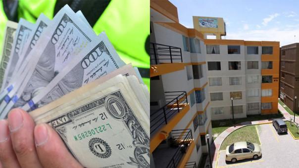 AFP: Dólar bajaría a 3.25 soles por retiro del 25% del fondo para vivienda.