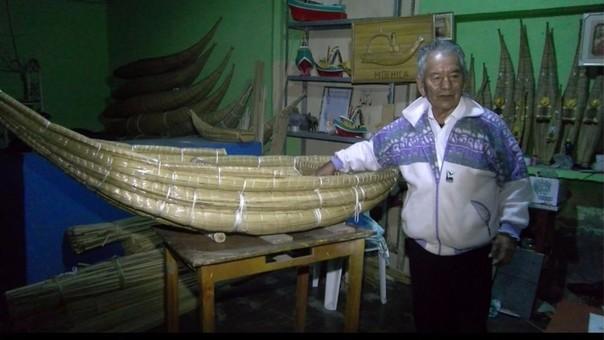 Huanchaco: ya está listo 'patacho' que usarán en procesión de San Pedro