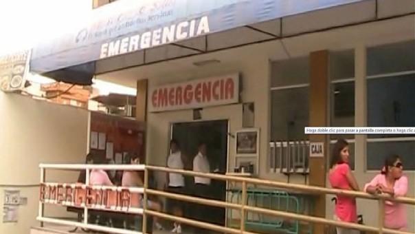 Los heridos fueron trasladados al Hospital de Chancay.