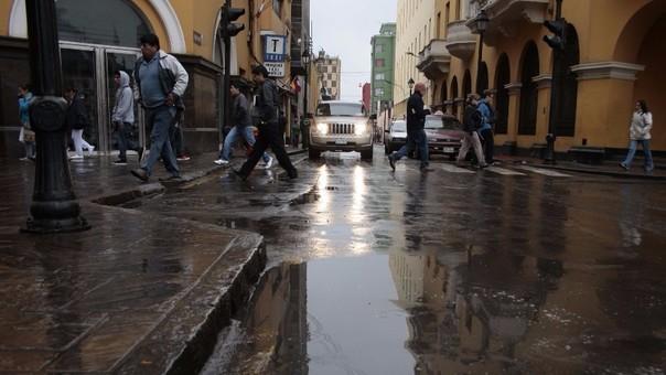 Frío en Lima