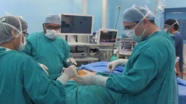 Renovarán equipos médicos del Hospital Las Mercedes.
