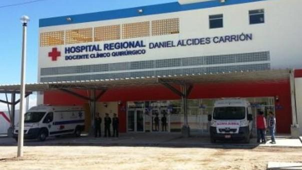Hospital de Contingencia Daniel Alcides Carrión