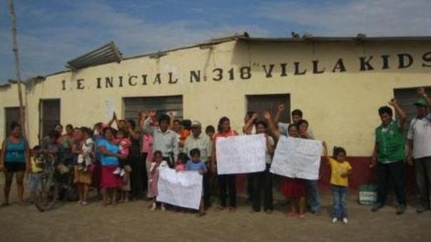 Los padres de familia amenazan con salir a protestar de hacer caso omiso a sus demandas.