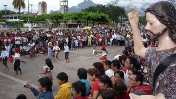 Empezaron las celebraciones por la Fiesta de San Juan.