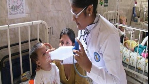El sector salud activó la alerta epimediológica.
