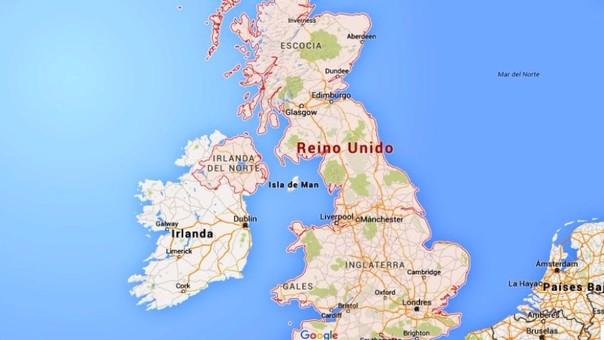 Mapa De Gran Bretaña En Español.Video Cual Es La Diferencia Entre Inglaterra Gran Bretana