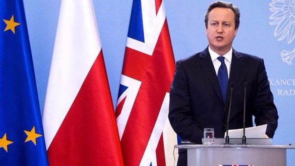 David Cameron, primer ministro británico, anunció su dimisión tras la victoria del Brexit.