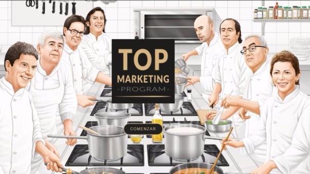 Top Marketing Program