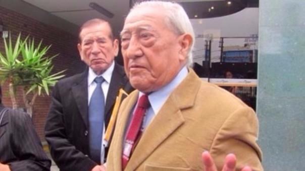 Isaac Humala, padre de Ollanta Humala Tasso.