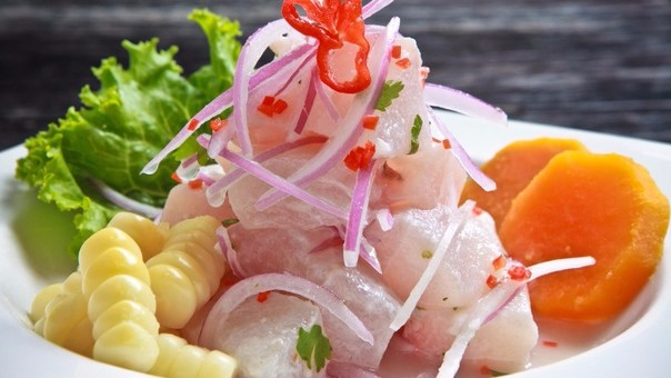 Image result for cebiche