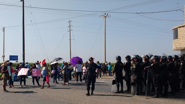 Casa Grande: trabajadores levantan huelga luego de tres meses de protesta