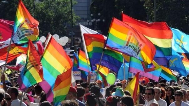 La marcha del orgullo gay se celebra en todo el mundo