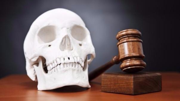 Tres hombres son condenados a la pena de muerte por