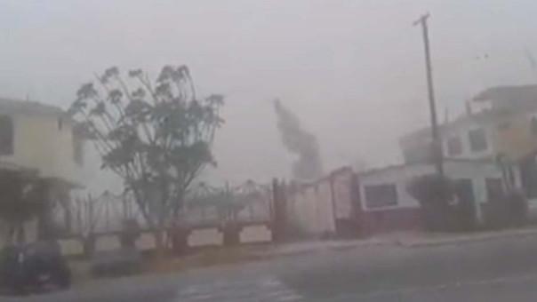 Viento Tacna