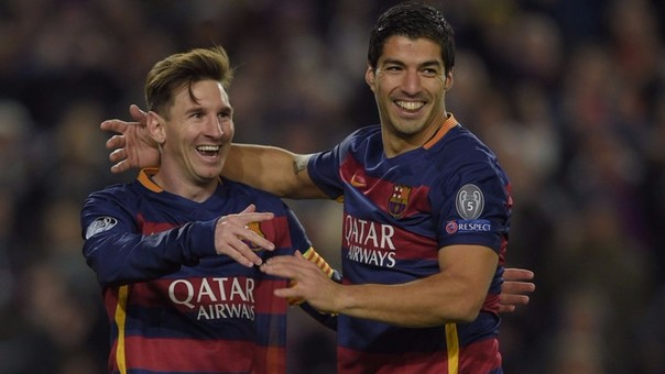 Luis Suárez espera que Messi recapacite y no abandone la Selección Argentina.