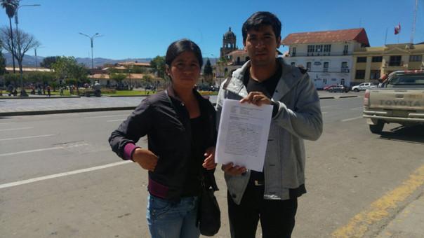 Familia Flores denuncia que serán desalojados en los próximos días