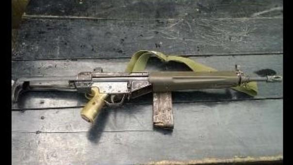 Se desconoce las circunstancias en las que estas armas fueron sustraídas.