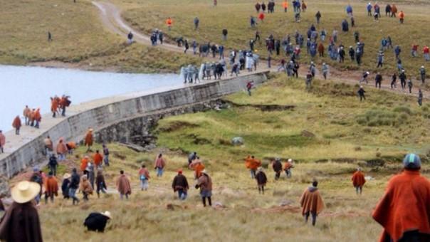 Otuzco: dirigente de ronderos exige investigar a fondo muerte de policías