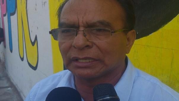 Desabastecimiento de comités del vaso de leche de José Leonardo Ortiz