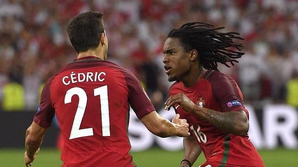 Renato Sanches convirtió el gol del empate 1-1 ante Polonia. Además marcó en la definición de penales. Clasificó a las semifinales de la Eurocopa.