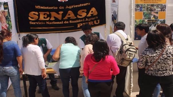 Capacitan a agricultores de Olmos en temas de plagas y sanidad animal