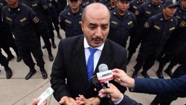 Ministro José Luis Pérez Guadalupe