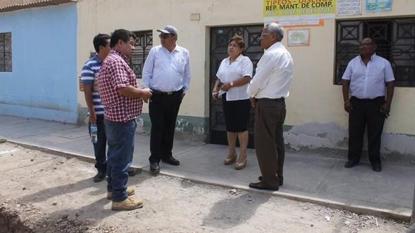 Alcalde de La Victoria, Anselmo Lozano