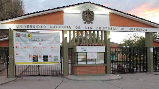 UNSCH Ayacucho