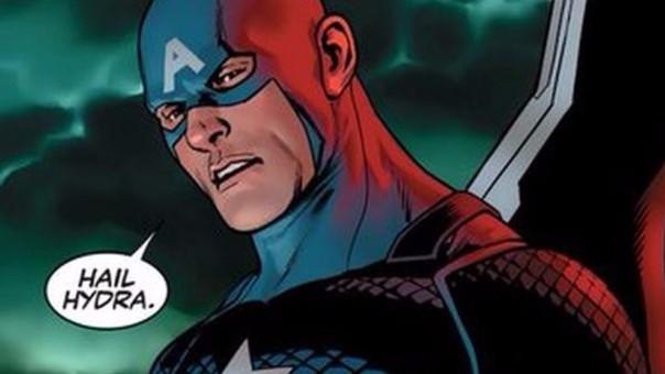 Revelan la verdad detrás del polémico giro del Capitán América
