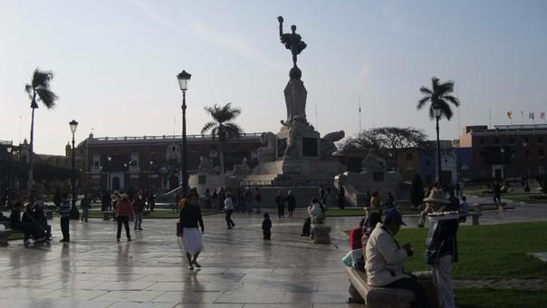 Trujillo: temperatura baja hasta 13.8°C
