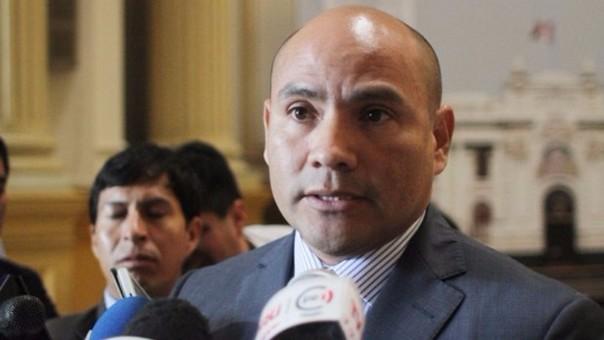 Joaquín Ramírez, congresista por Cajamarca (Foto Referencial)
