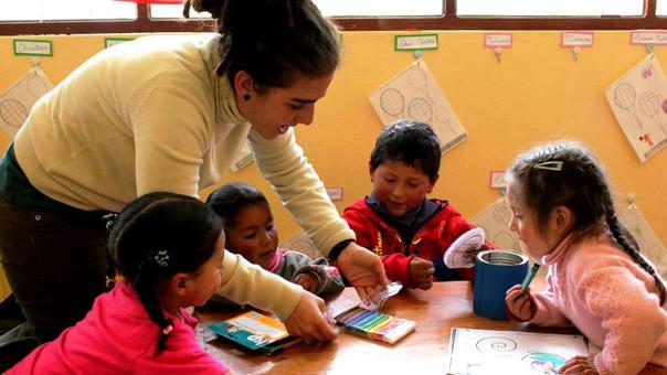 Proyecto por la Educación en Hualgayoc