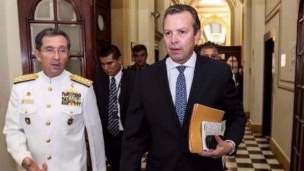 Jakke Valakivi compareció ante el Congreso el miércoles pasado