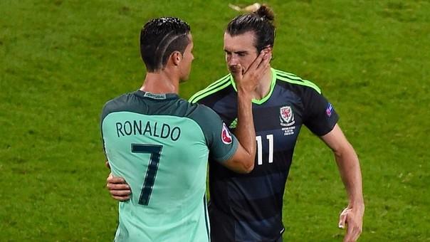 Gareth Bale alentará a Portugal en la final de la Eurocopa.