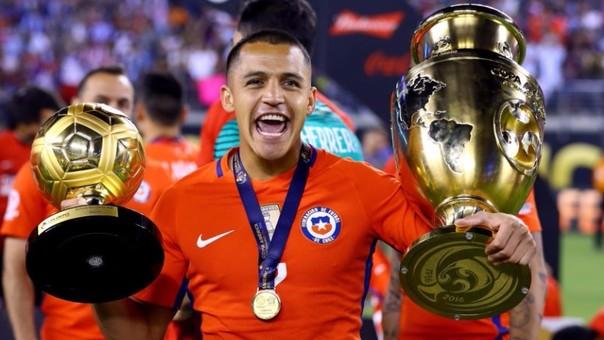 Según Transfermarkt, Alexis Sánchez es el jugador más cotizado de Chile con 55 millones de dólares.