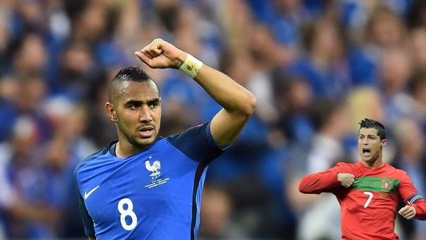 Dimitri Payet dijo que no tuvo intención de lesionar a Cristiano Ronaldo.