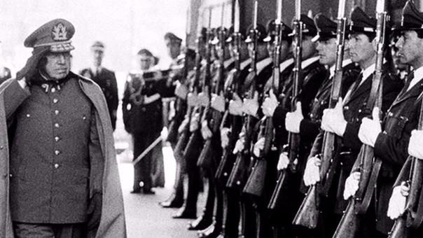 Los militares condenados cumplieron, según confesaron, órdenes del gobierno de Augusto Pinochet